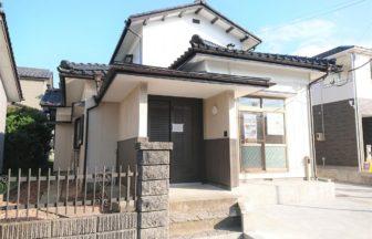 新潟市東区東中野山リフォーム済住宅外観