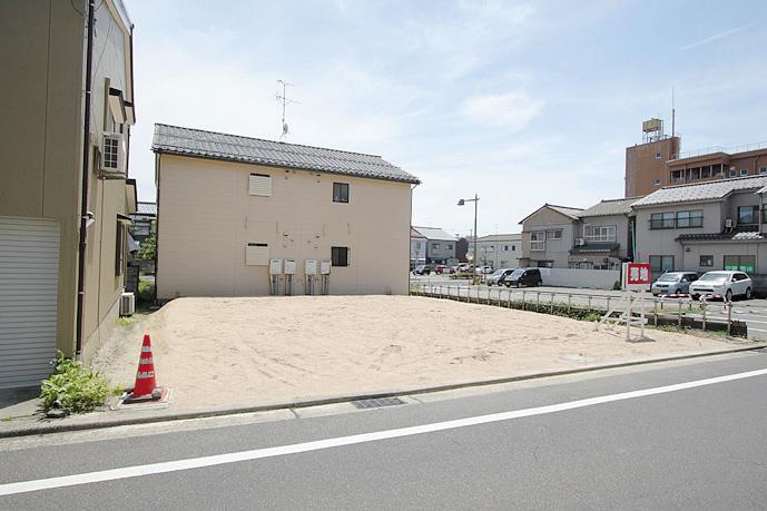 中央区関屋下川原町土地写真