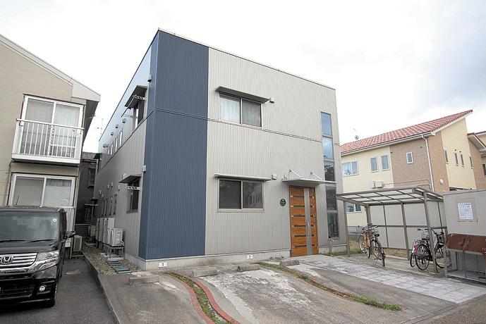 賃貸管理:中央区関屋田町アパート写真