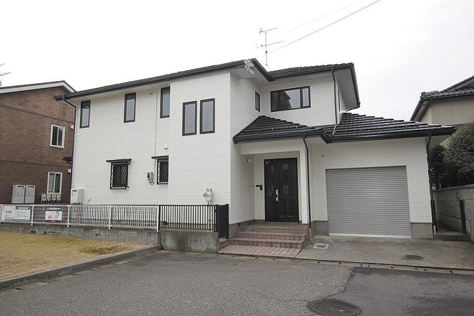 新潟市内リノベーション住宅の写真